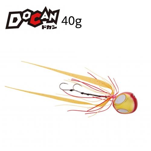 (땡처리)스톰 도칸 스내퍼볼 40g~120g (유동식타이라바)